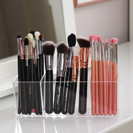 TRIPLE FOR BRUSHES