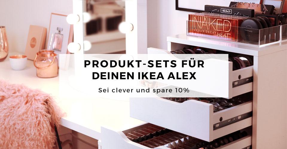 02_TidyUps Make-up Organizer aus Acryl für IKEA ALEX