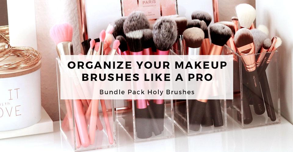 05_TidyUps acrylic makeup organizer Holy Brushes