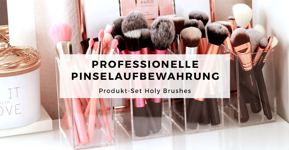 05_TidyUps Make-up Organizer aus Acryl Holy Brushes